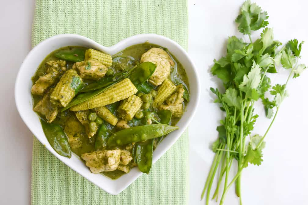 Thai green curry recipeThai green curry recipe