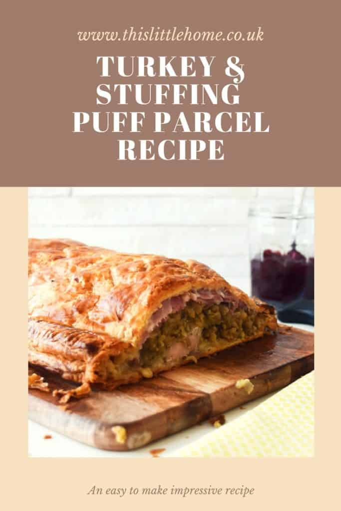 Turkey & Stuffing Puff Parcel Recipe