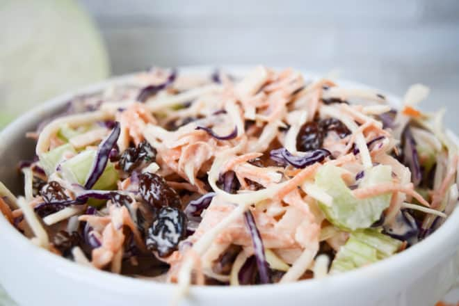 fruity coleslaw recipe