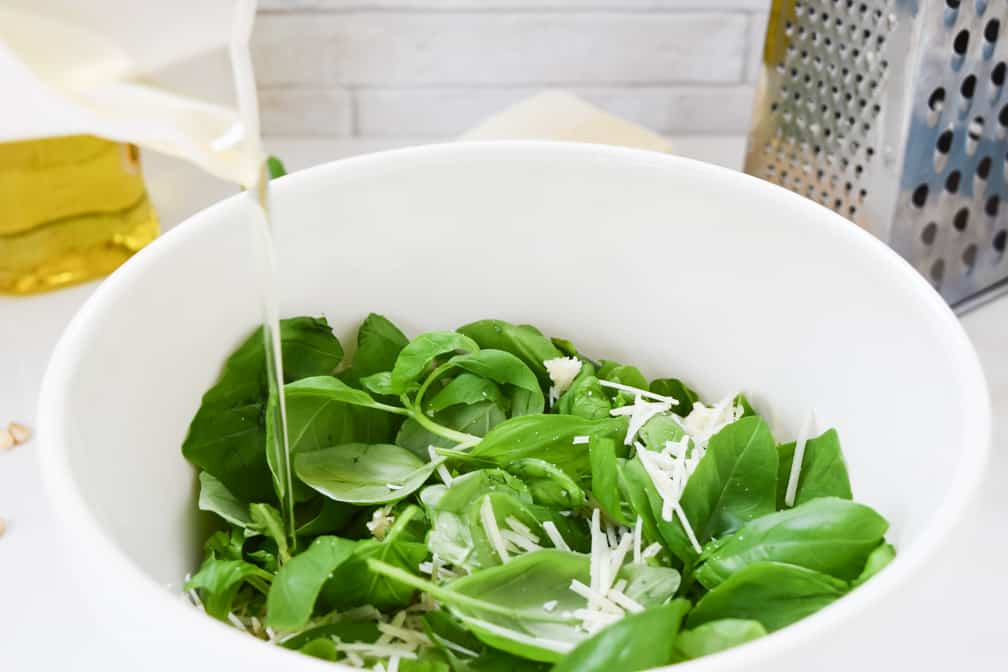 basil pesto recipe