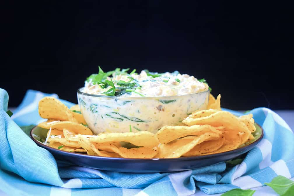 spinach and parmesan dip recipe