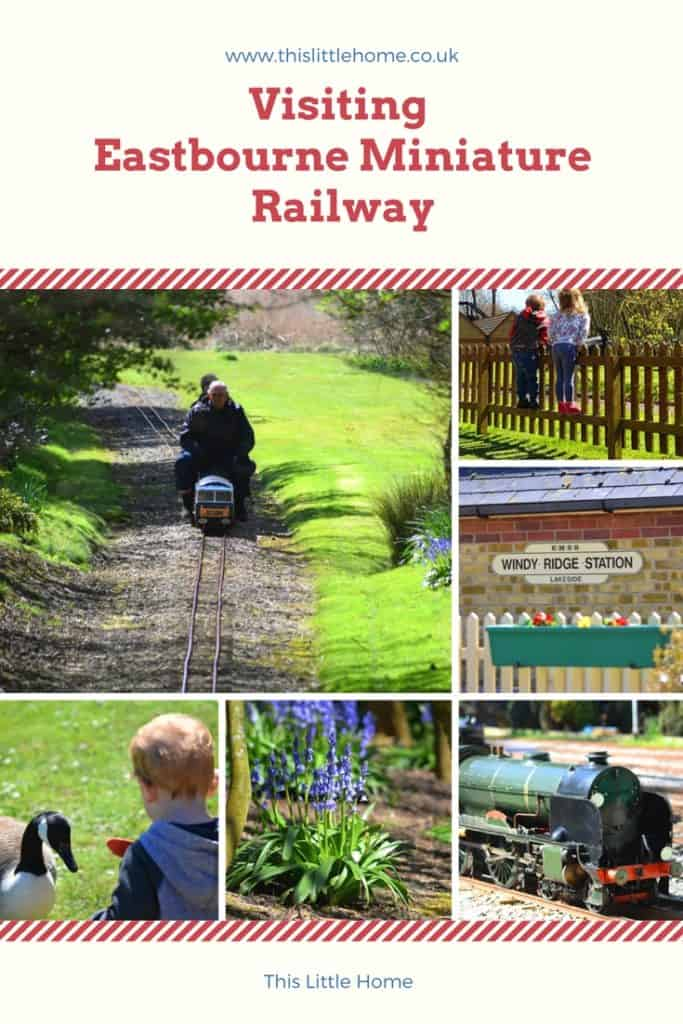 Visiting Eastbourne Miniature Railway