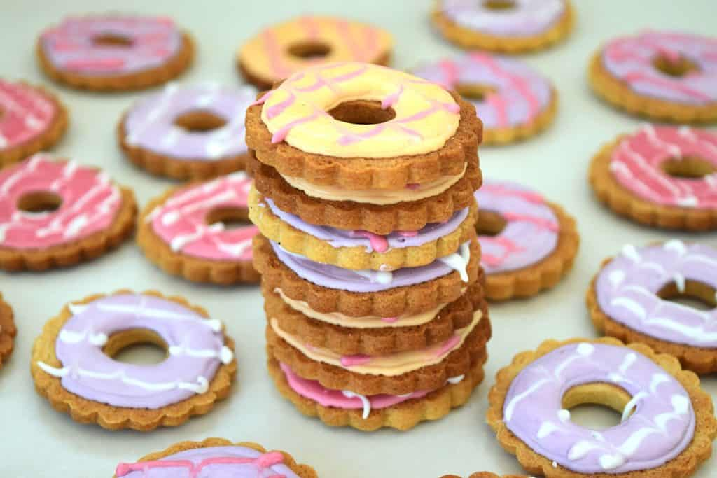 homemade party rings recipe