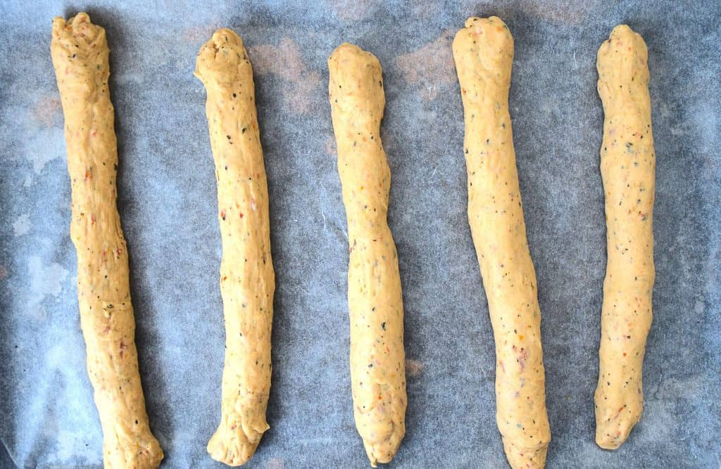 Pizza Breadsticks Recipe