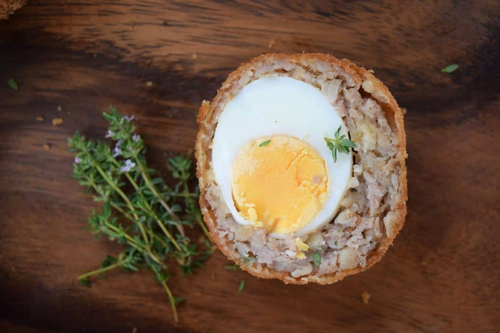 Scotch Eggs Recipe Perfect for Picnics