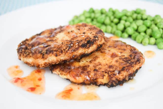 Sweet Chilli Salmon Fishcake Recipe