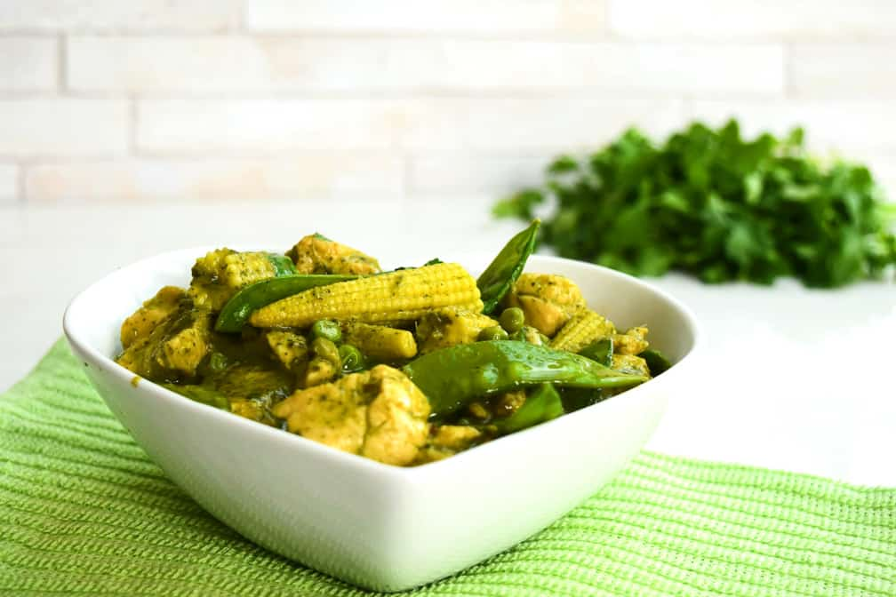 Thai green curry recipeThai green curry recipe
