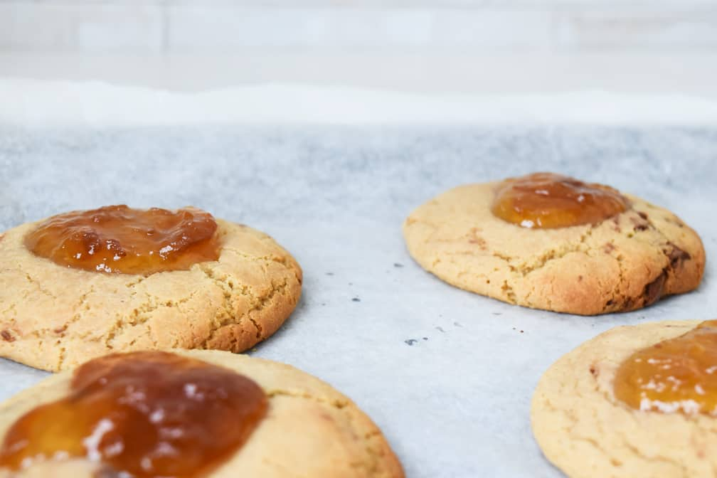 chocolate orange cookies recipe