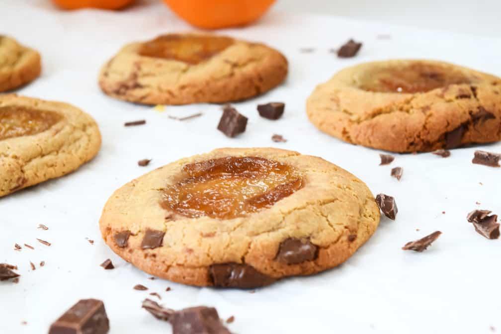 chocolate orange cookies recipe