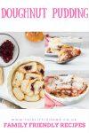 doughnut pudding recipe